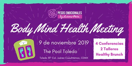 Body Mind Health Meeting entradas