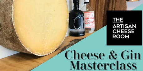 Gin & Cheese - A Pairing MasterClass tickets