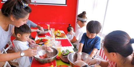 Parant-Child baking class tickets