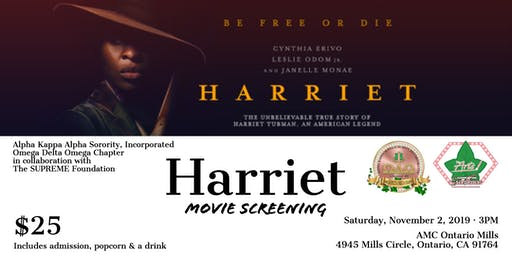 Harriet Movie Screening