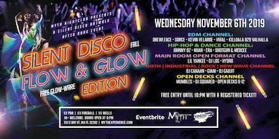 SILENT DISCO (Flow & Glow) Artwalk After Dark at Myth Nightclub | 11.06.19