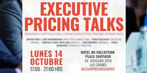 2º Edición Executive Pricing Talks Forum - Chile