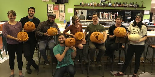 Pumpkin Carving Par-tay!