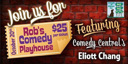 Comedy Night in support of Friends of Ellicott, In