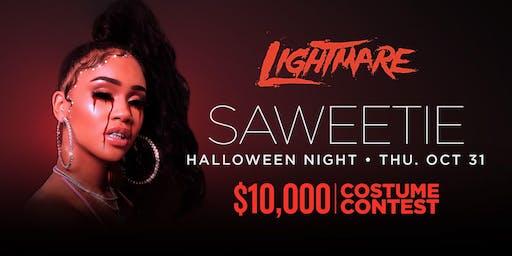 SAWEETIE •FREE ENTRY, GIRLS FREE DRINKS & LINE SKIP• @ LIGHT Nightclub