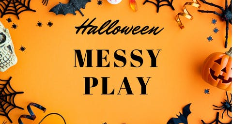 Halloween Messy Play 10am