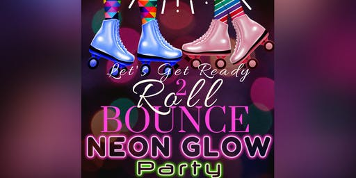 LWADance Neon Glow Skate Party
