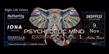 Psychedelic Mind Expansion Vol.1 Tickets