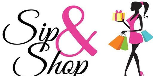 Pop Up Sip & Shop