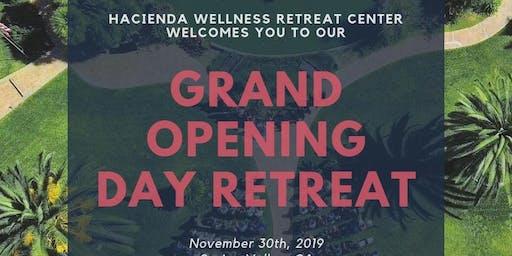 Grand Opening Day Retreat