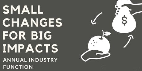 Wellington Young Farmers Presents: Small Changes for Big Impacts tickets