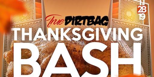 TrueDirtBag Thanksgiving Bash