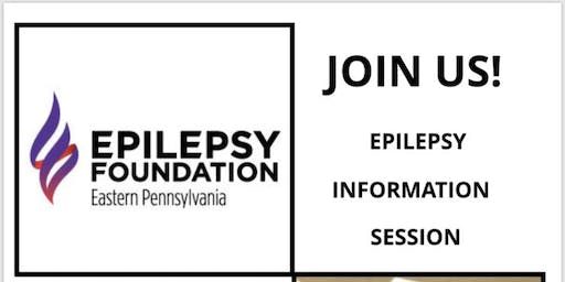 Epilepsy Information Session