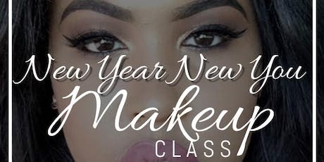 New Year New You Makeup Class tickets