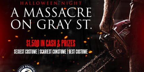 Halloween Night at Belle Station - Massacre on Gray st 10.31 tickets