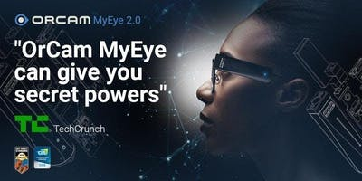 OrCam MyEye 2 Demonstration- West Palm Beach, Florida