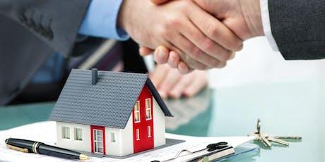 房地产交易出现问题时的法律援助 - 调解,仲裁和诉讼 & 如何处理争取房地产代理权过程中的各种异议— 经纪人发展系列讲座 tickets