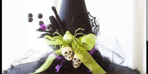 Witch Hat Make & Take