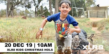 XLR8 Kids Christmas Hols Event  tickets