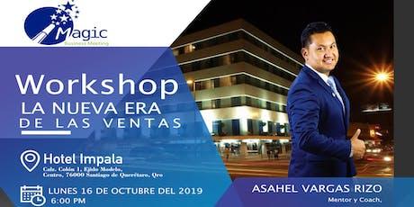 Workshop: La nueva era de las ventas entradas
