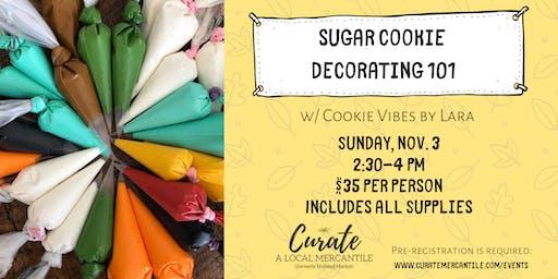 Cookie Decorating 101