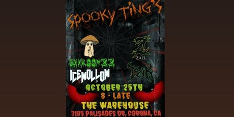 Spooky Ting's  tickets