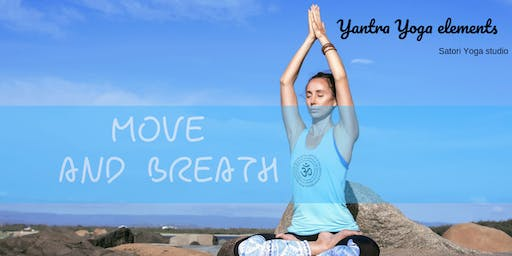 Yoga practice with Tibetan Yantra elements. *Pay as you feel*