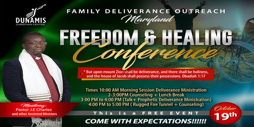 FAMILY DELIVERANCE OUTREACH MARYLAND