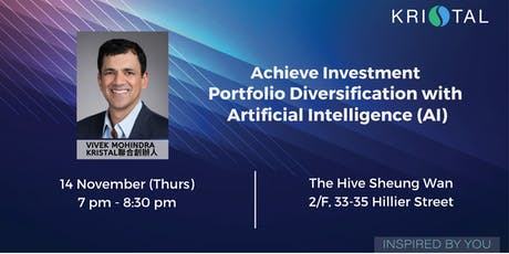 Achieve Investment  Portfolio Diversification with  AI tickets