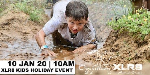 XLR8 Kids Holiday Event