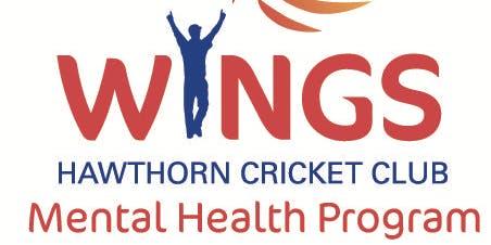 Hawthorn Cricket Club WINGS Mental Health Fundraiser