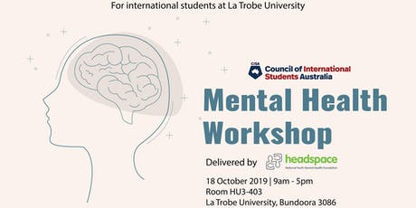 Mental Health Workshop - Bundoora tickets