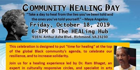 Community Healing Day tickets