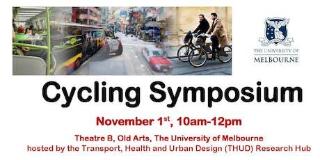 Cycling Symposium  tickets