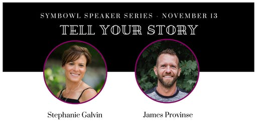 """Tell Your Story"" Speaker Series - Nov 13th"