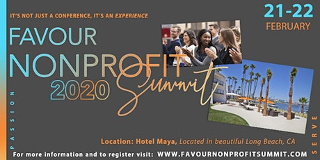2020 Favour Nonprofit Summit tickets
