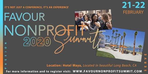 2020 Favour Nonprofit Summit