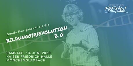 Bildungs(R)Evolution 2.0 -  Impulse für Eltern, LehrerInnen & ErzieherInnen Tickets