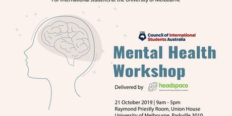 Mental Health Workshop - Parkville tickets