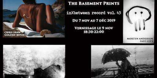 in)(between record vol. 43 The Basement Prints