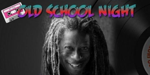 Old School Night with Michael Williams Former MuchMusic VJ