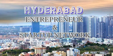 Hyderabad's Biggest Business, Tech & Entrepreneur Professional Networking Soriee tickets