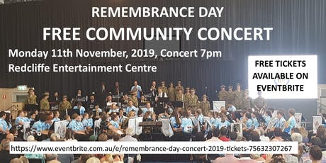 Remembrance Day Concert 2019 tickets