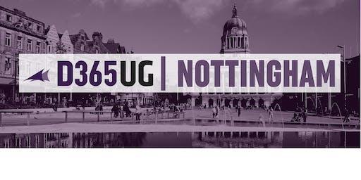 D365UG/CRMUG Nottingham - November 2019