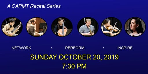 Young Professionals on Stage-Classical Music Recital presented by CAPMT