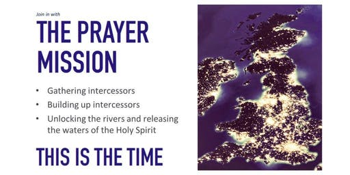 THE PRAYER MISSION OUTREACH - PETERBOROUGH