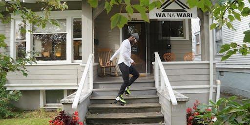 Skate for Wa Na Wari: The Rent Party