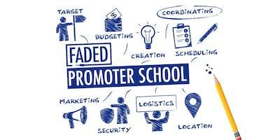 Register Interest - Faded: Promoter School