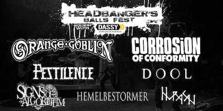 Headbanger's  Balls Fest 2020 tickets