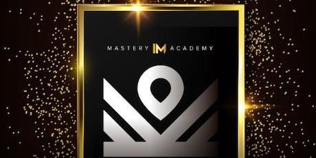 Lanzamiento IM Mastery Academy Ecuador entradas